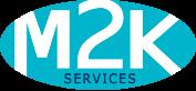 M2K Services Logo